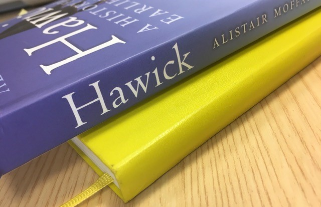 Hawick by Alistair Moffat book