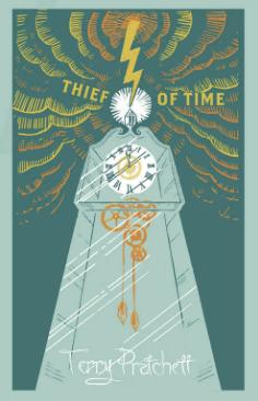 Terry Pratchett Thief of Time